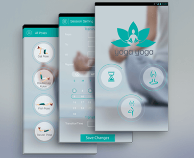 Yoga Yoga Mobile Android App